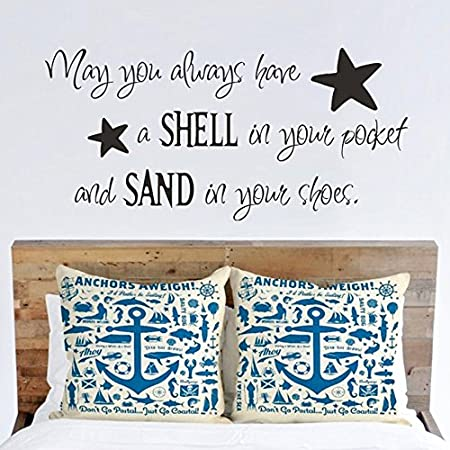 61f0-YHeVoL._SS450_ Beach Wall Decals and Coastal Wall Decals