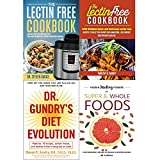img - for Lectin free cookbook, diet evolution and hidden healing powers 4 books collection set book / textbook / text book