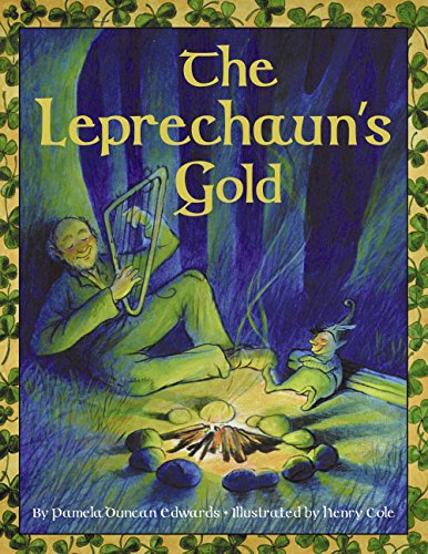 The Leprechaun's Gold - Gold Leprechaun