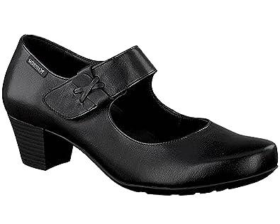 Damen Pumps, Schwarz - schwarz - Größe: 36 EU Mephisto