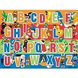 Melissa & Doug Large Chunky Puzzle - ABC