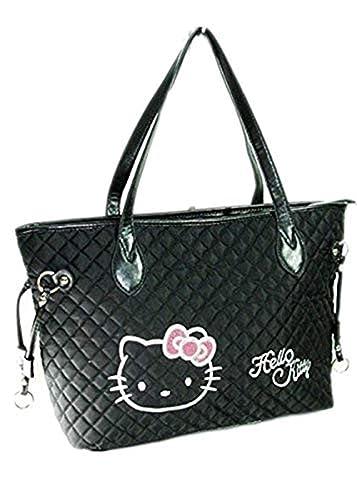 dc3e36f92250 Amazon.com  Hello kitty Bags Handbags Shoulder Bag Purse Tote Bag XY-01B   Shoes