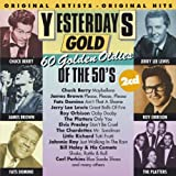 Yesterday's Gold- 60 Golden Oldies of The 50's