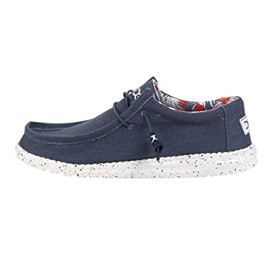 Dude Wally Men's Loafer Shoes Stretch Hey FcK1Jl