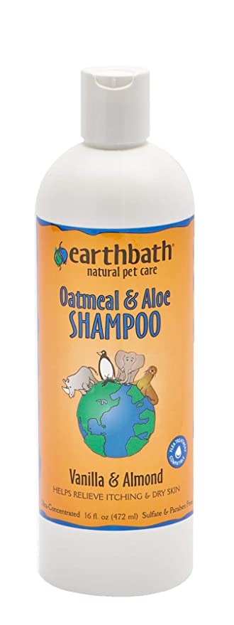 Earthbath All Natural Pet Shampoo – The Best Oatmeal-Infused Shampoo for Husky