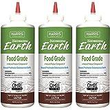 Harris 8 oz. Diatomaceous Earth Food Grade (3-Pack)