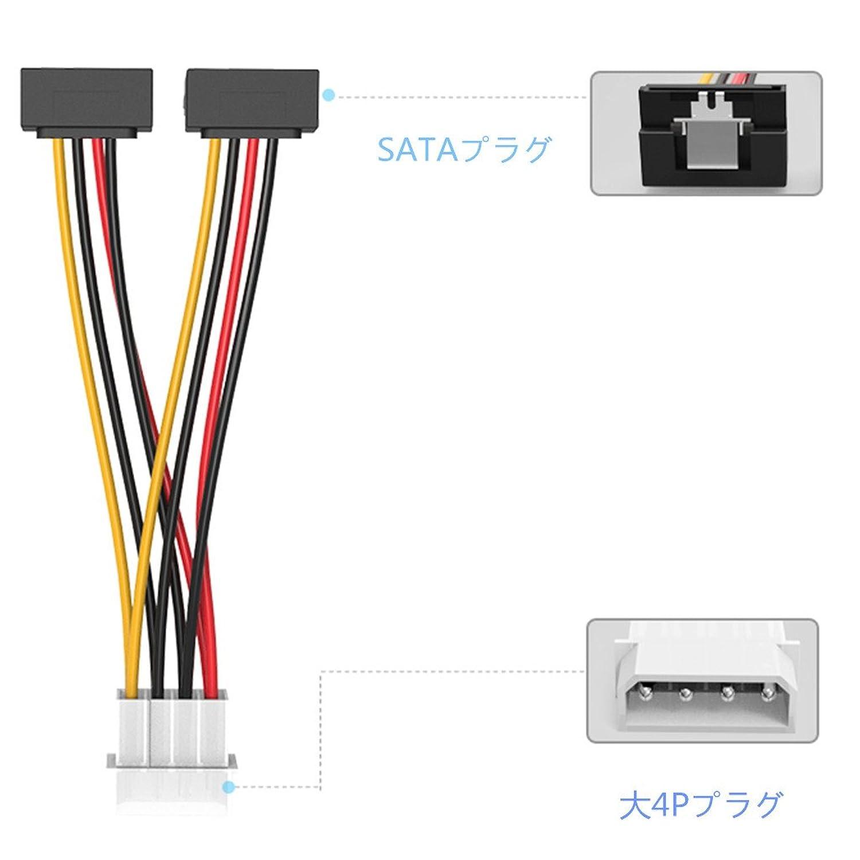 UGREEN USB 3.0 SATA変換アダプタ ATA-USB3.0交換ケーブル2.5