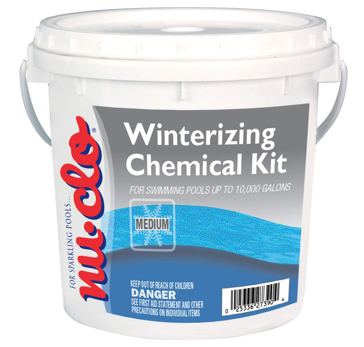 Amazon.com : Nu-Clo Winterizing Chemical Kit for Above ...