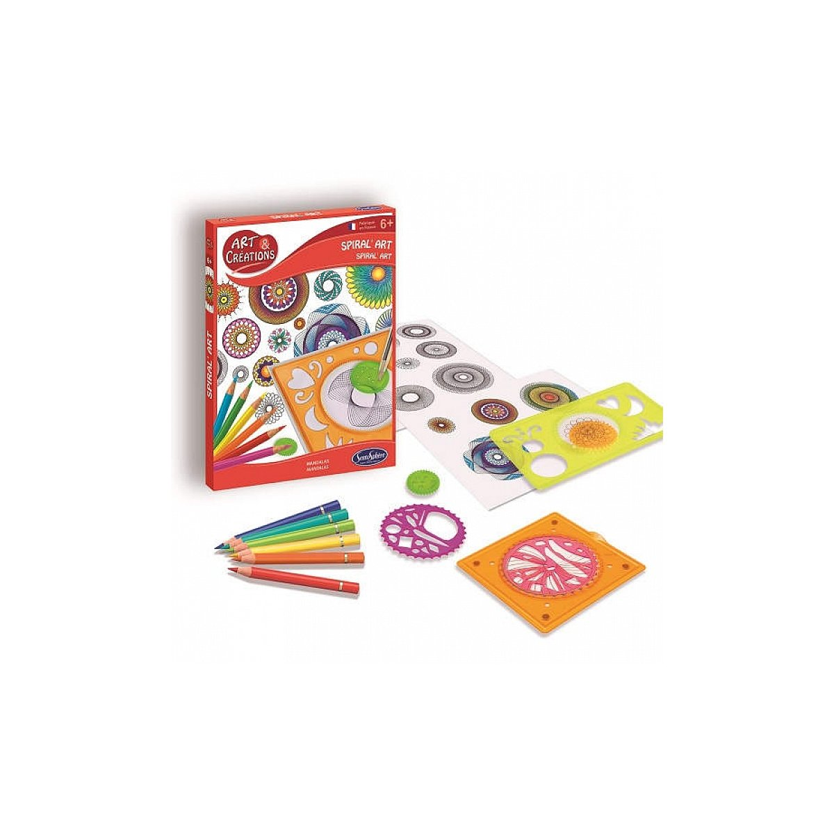 Sentosphere 02081 - Mandala Art & Creations Sentosphère