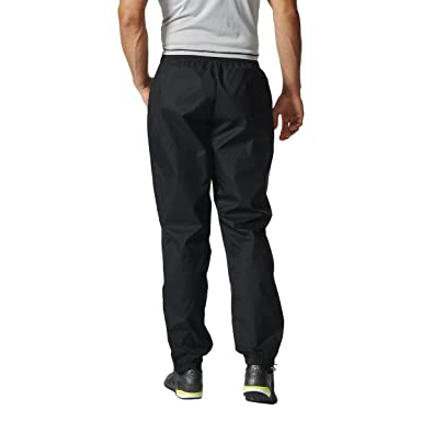 check out 729e1 7d7cf Adidas Tiro 17 Mens Soccer Rain Pants XS Black-White