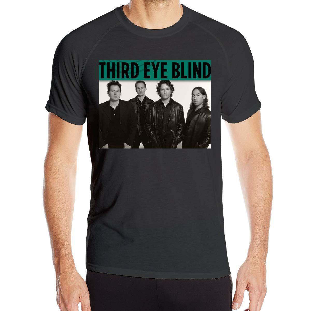 Third Eye Blind Short Sleeve Mans Quick Drying Clothes 1451 Shirts