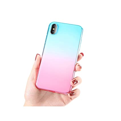 Amazon.com: Para iPhone 6 6S iPhone 7 8 Plus Ultra Delgado ...
