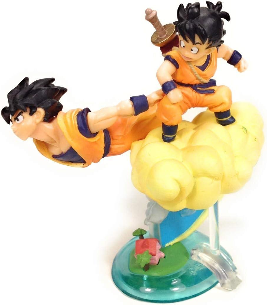 SSGSS Goku Dragonball Z Battle Figure Series 4 3-Inch Mini-Figure