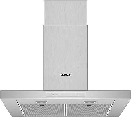 Siemens iQ500 LC77BCP50 - Campana (640 m³/h, Canalizado/Recirculación, A, A, B, 60 dB): Amazon.es: Hogar