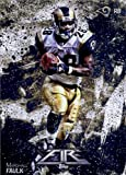 2014 Topps FIRE Football Card #7 Marshall Faulk - St. Louis Rams MINT