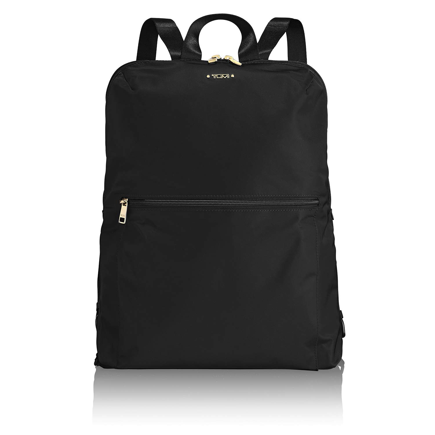 TUMI - Voyageur Just In Case Backpack - Lightweight Foldable Packable Travel Daypack for Women - Black by TUMI