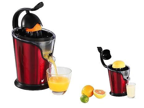 Exprimidor eléctrico con boquilla naranjas de prensa Exprimidor 100 W (Licuadora, 2 Conos
