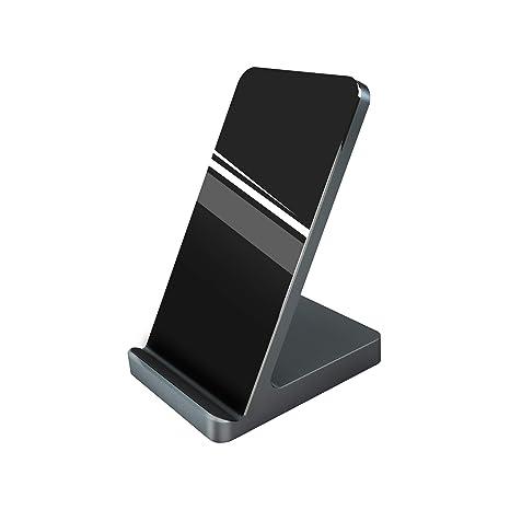 Amazon.com: Cargador inalámbrico rápido para iPhone y ...