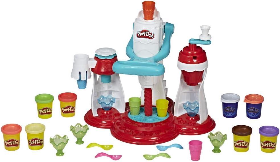 Play-Doh Super Heladeria (Hasbro E1935EU6)