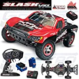 1 10 Slash 2WD SCT Brushless RTR with TSM and OBA - Mike Jenkins #47 Edition