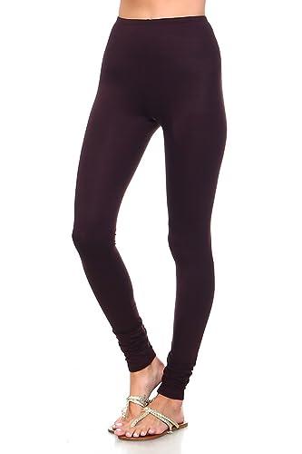 4a270069d5c9e Image Unavailable. Image not available for. Color: Simplicitie Women's Plus  Size Premium Ultra Soft High ...