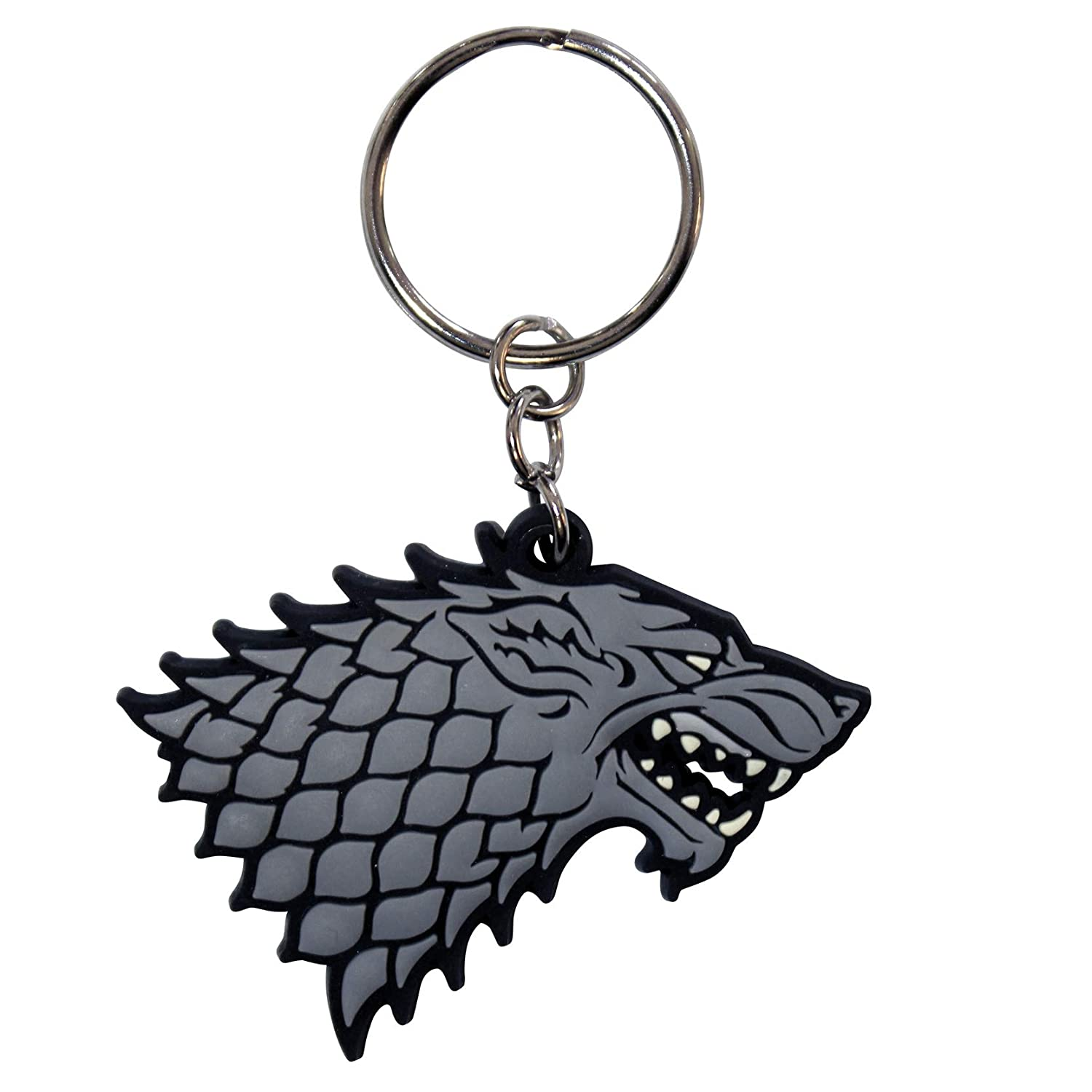 GAME OF THRONES - Keychain PVC Stark X4: Amazon.es: Equipaje
