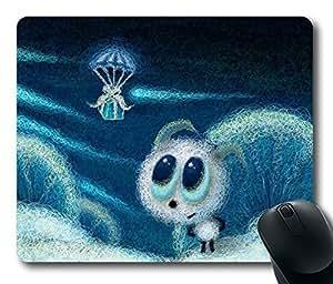 Wallpapersmania DIY Design Custom Mouse Pad Gaming Mousepad in 220MM*180MM*3MM -214026