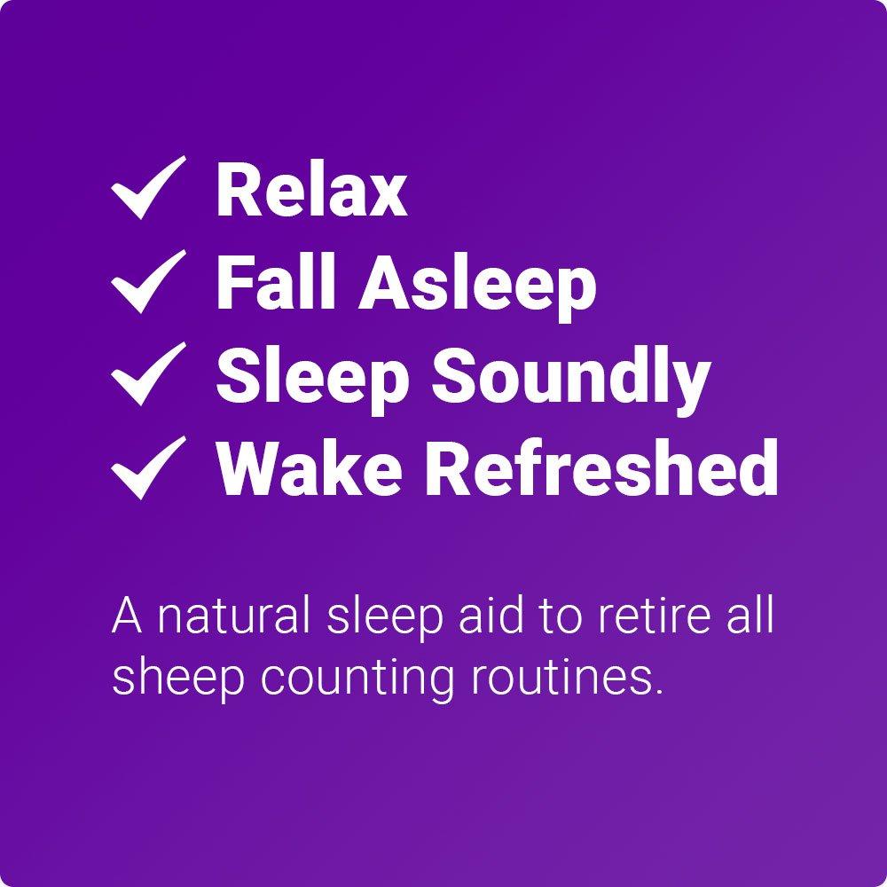 Luna | #1 Sleep Aid on Amazon | Naturally Sourced Ingredients | 60  Non-Habit Forming Vegan
