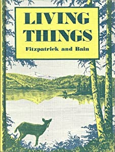 Hardcover Living Things Book