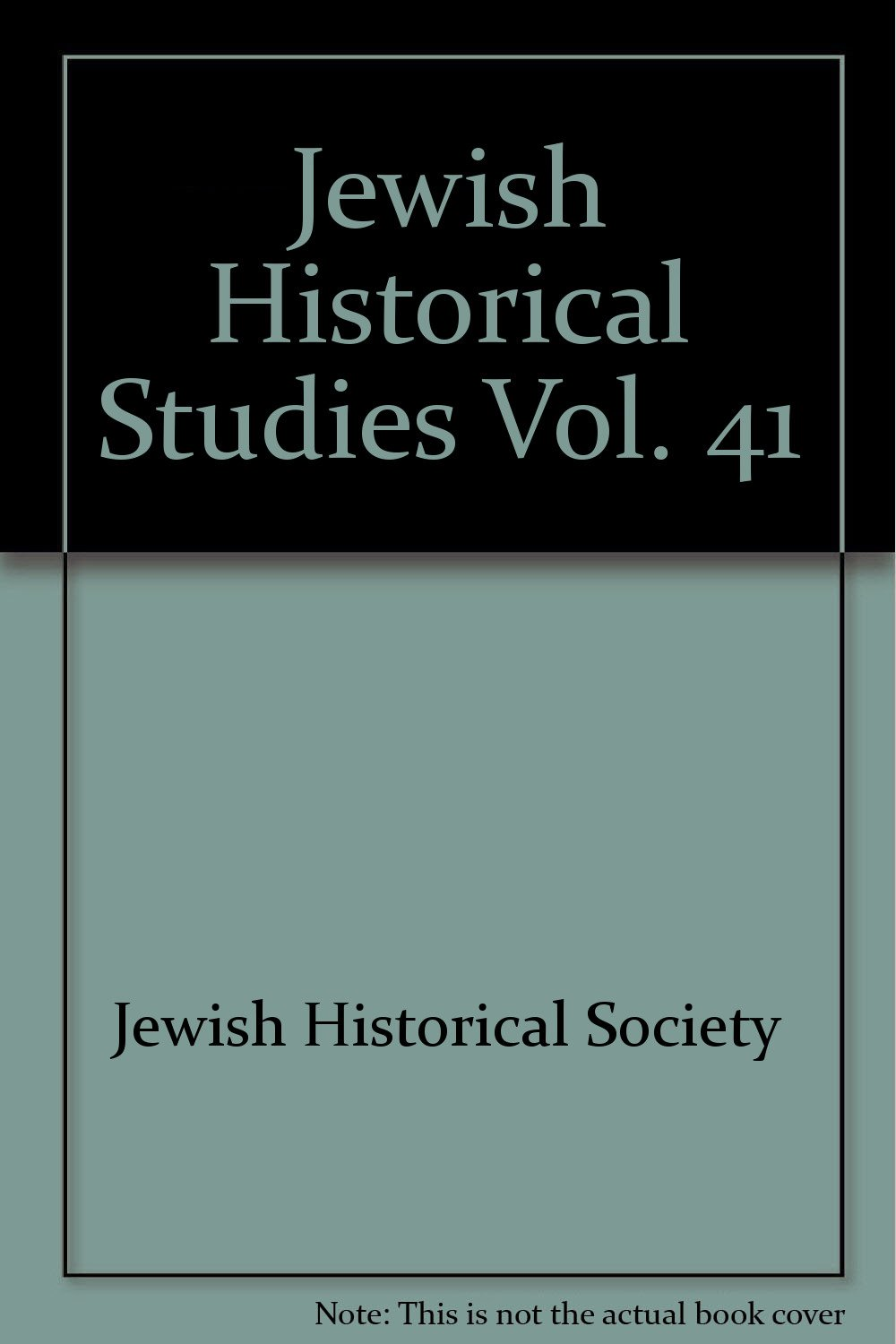 Download Jewish Historical Studies, Transactions of the Jewish .Historical Society of Eng PDF