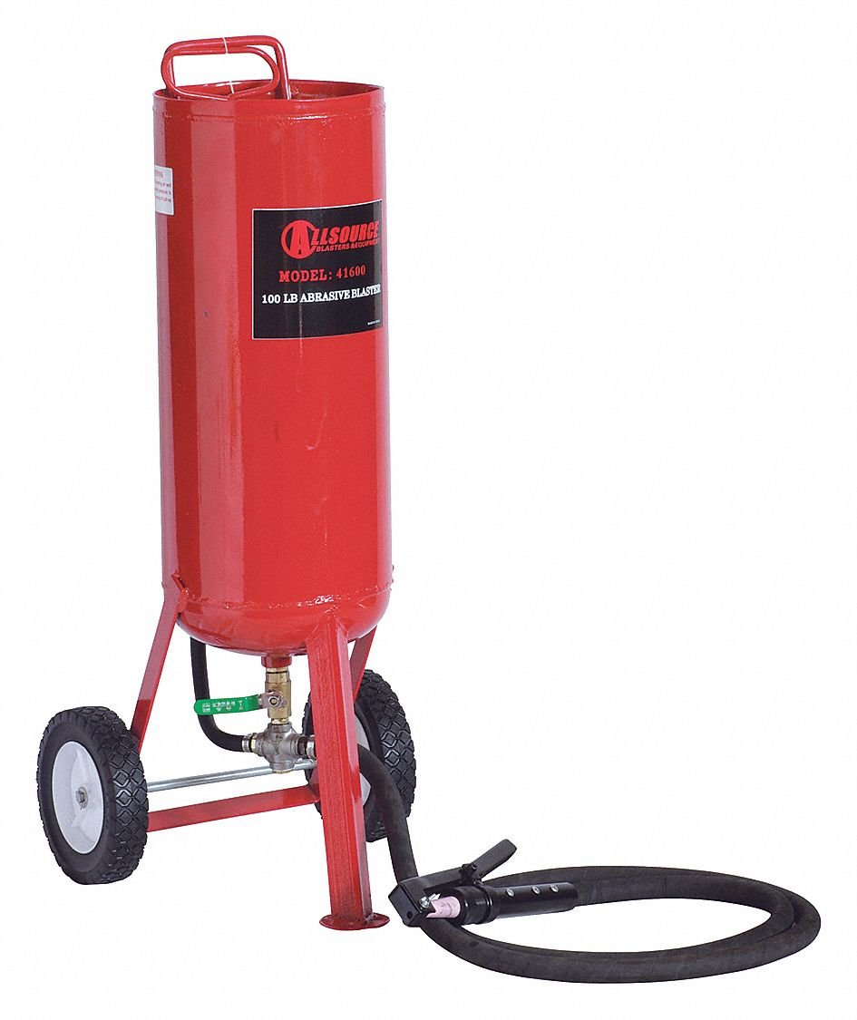 Image of Sand Blasters Pressure Blaster, 100lb.