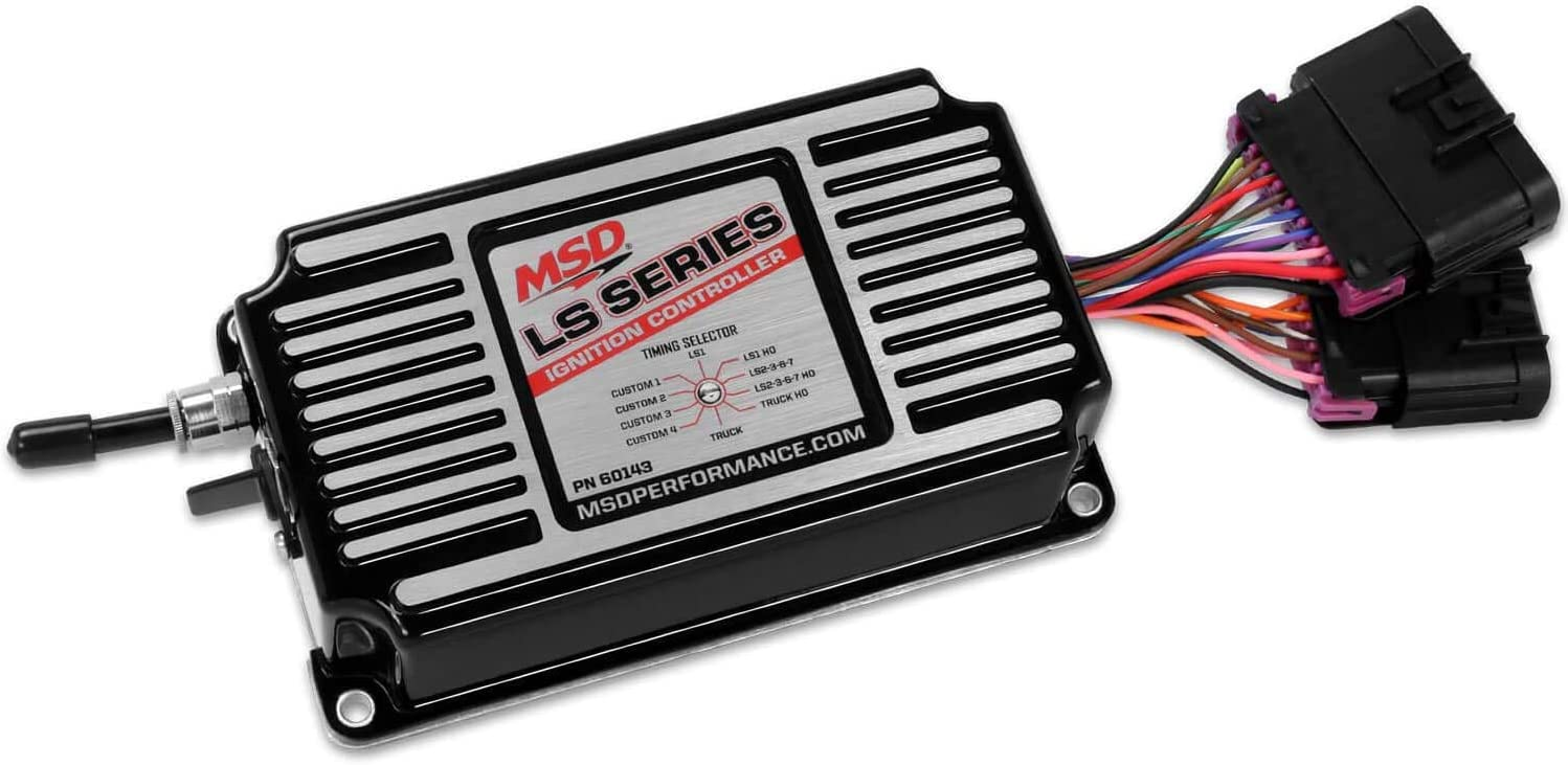 MSD 6012 6LS-2 Ignition Controller for LS2//LS7