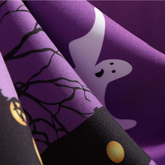 Amazon.com: Vivilpus Vestido de Halloween de manga larga ...