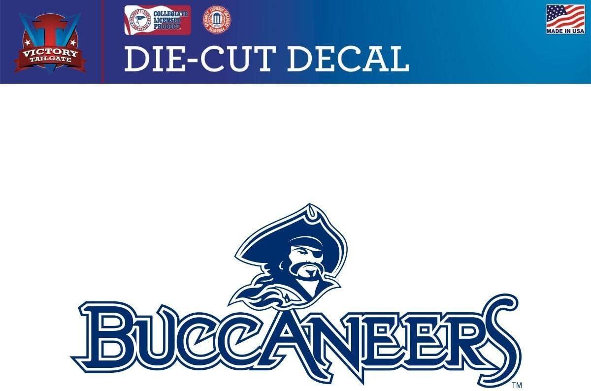 Victory Tailgate Blinn College Buccaneers Die-Cut Vinyl Decal Logo 2