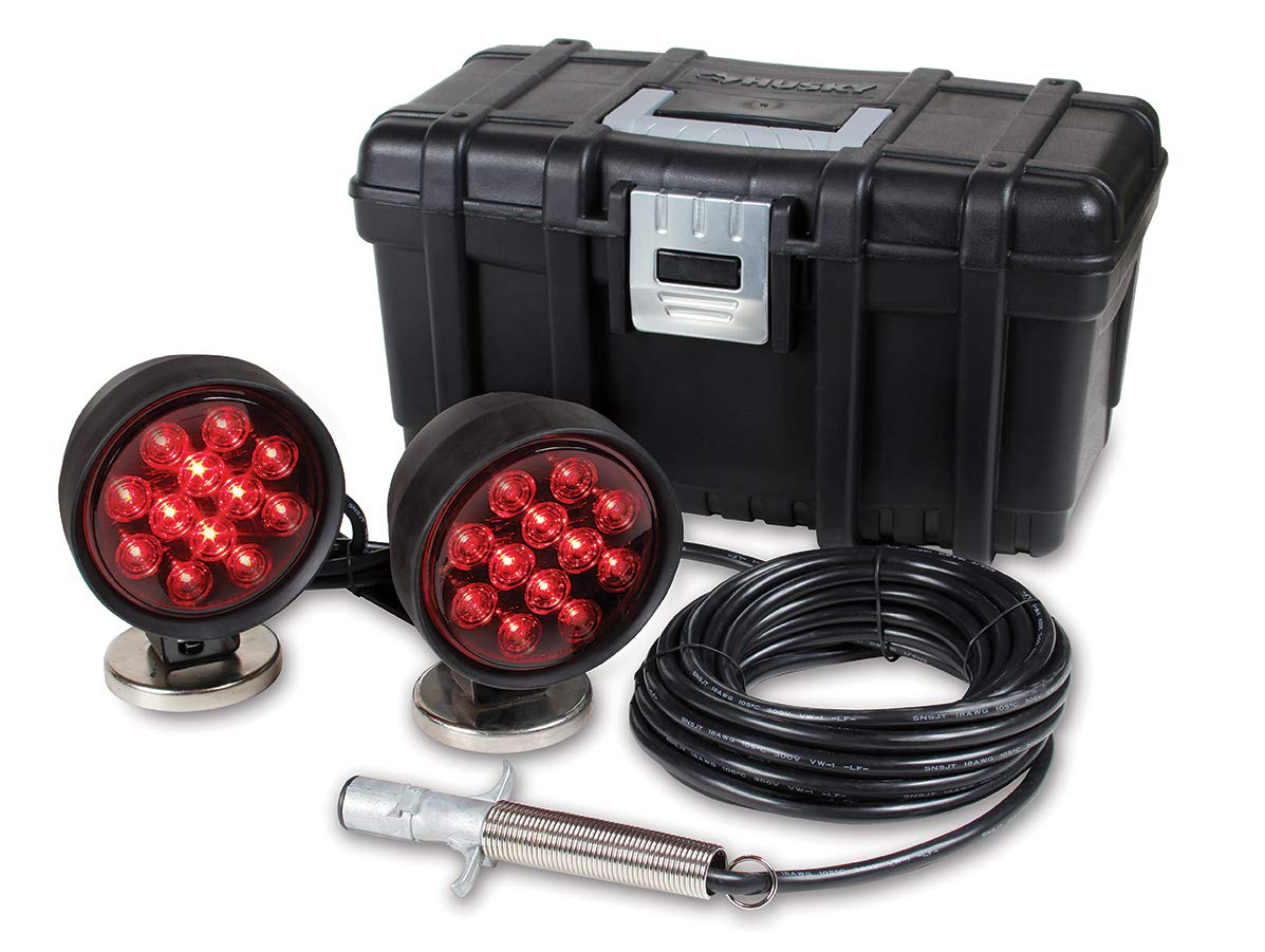 Heavy Duty Tow Truck Light Magnetic Mount Only by Lite-it