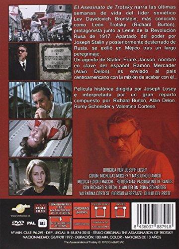 The Assassination of Trotsky ( El Asesinato De Trotsky ) ( L' Assassinat de Trotsky ) [ NON-USA FORMAT, PAL, Reg.0 Import - Spain ]