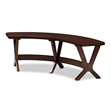 Amazon.com - Baxton Studio 155-9547-AMZ Benches, One Size ...
