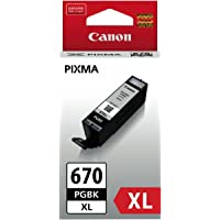 Canon PGI670XLBK Black XL