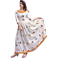 Milr Creation Rayon Kurti For Girls & Women