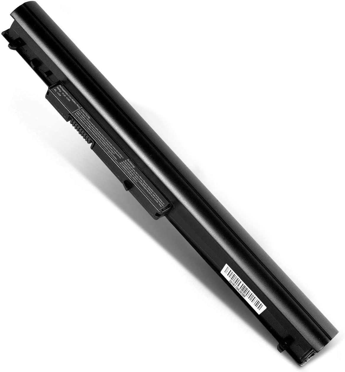776622-001 LA04 LA04DF Laptop Battery for HP 728460-001 752237-001 TPN-Q130 TPN-Q132 TPN-Q129 HSTNN-DB5M HSTNN-YB5M F3B96AA HSTNN-UB5M HP Pavilion 14 15 TouchSmart Series[14.8V 41WH]