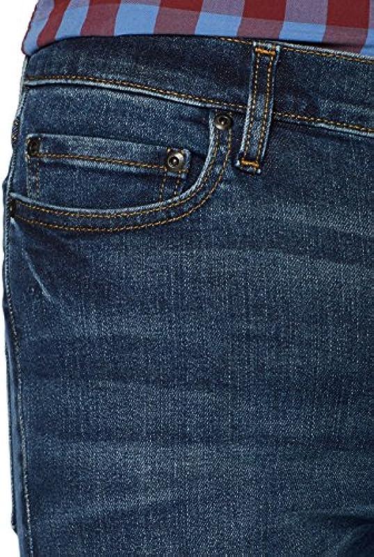 Goodthreads Męskie Jeans Skinny-fit Jean: Odzież