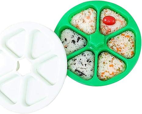 Onigiri Rice Mold Food Press  Practical 1pc DIY Sushi Maker Sushi Mold Sushi …