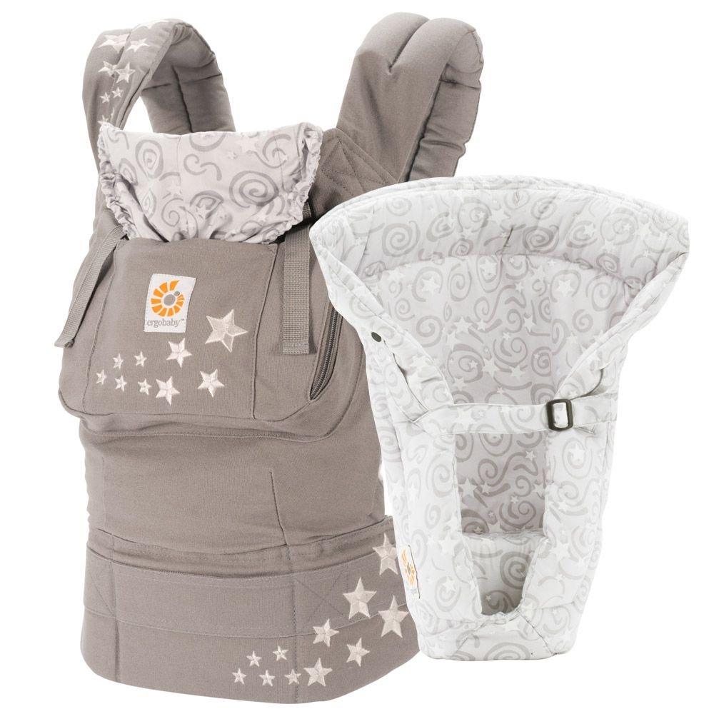 4e007ab00d1 Amazon.com   Ergobaby 3 Position Original Bundle of Joy with Easy Snug Infant  Insert