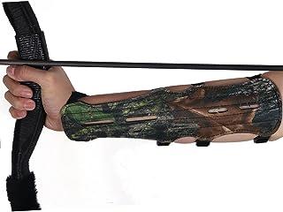 Toparchery Camouflage de Protecteur de 12 Pouces Ultra Long avec dragonne Ajustable pour 4 Protections