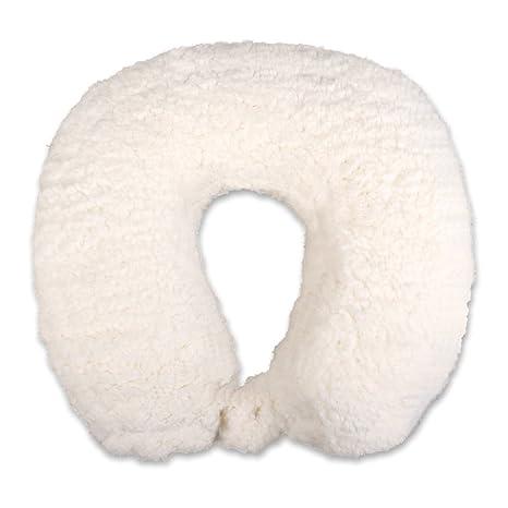 Cojín cervical Schramm® con botón práctico, en 5 colores, almohada de viaje, almohada cervical, almohada ortopédica cervical, de espuma con memoria, ...