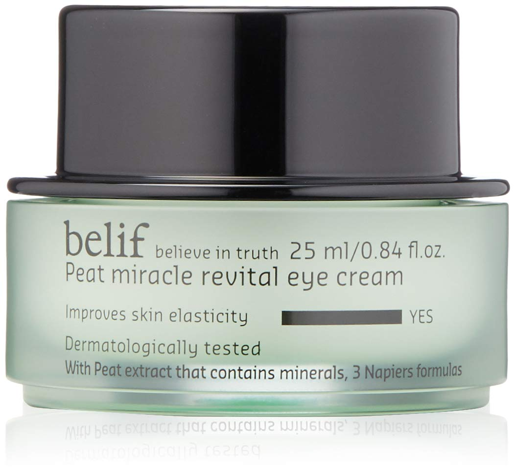 belif Peat Revital Eye Cream, 0.84 fl. oz.
