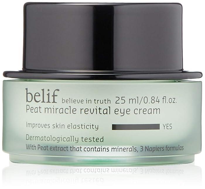 belif Peat Revital Eye Cream, 0.84 fl. oz.