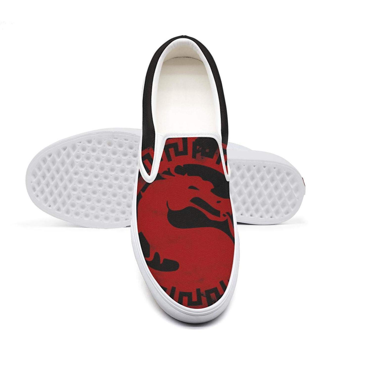 Man Scorpion-Mortal-Kombat Fashion Sneakers for Mens Highly Breathable Casual Shoes