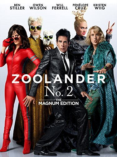 : Zoolander No. 2: The Magnum Edition