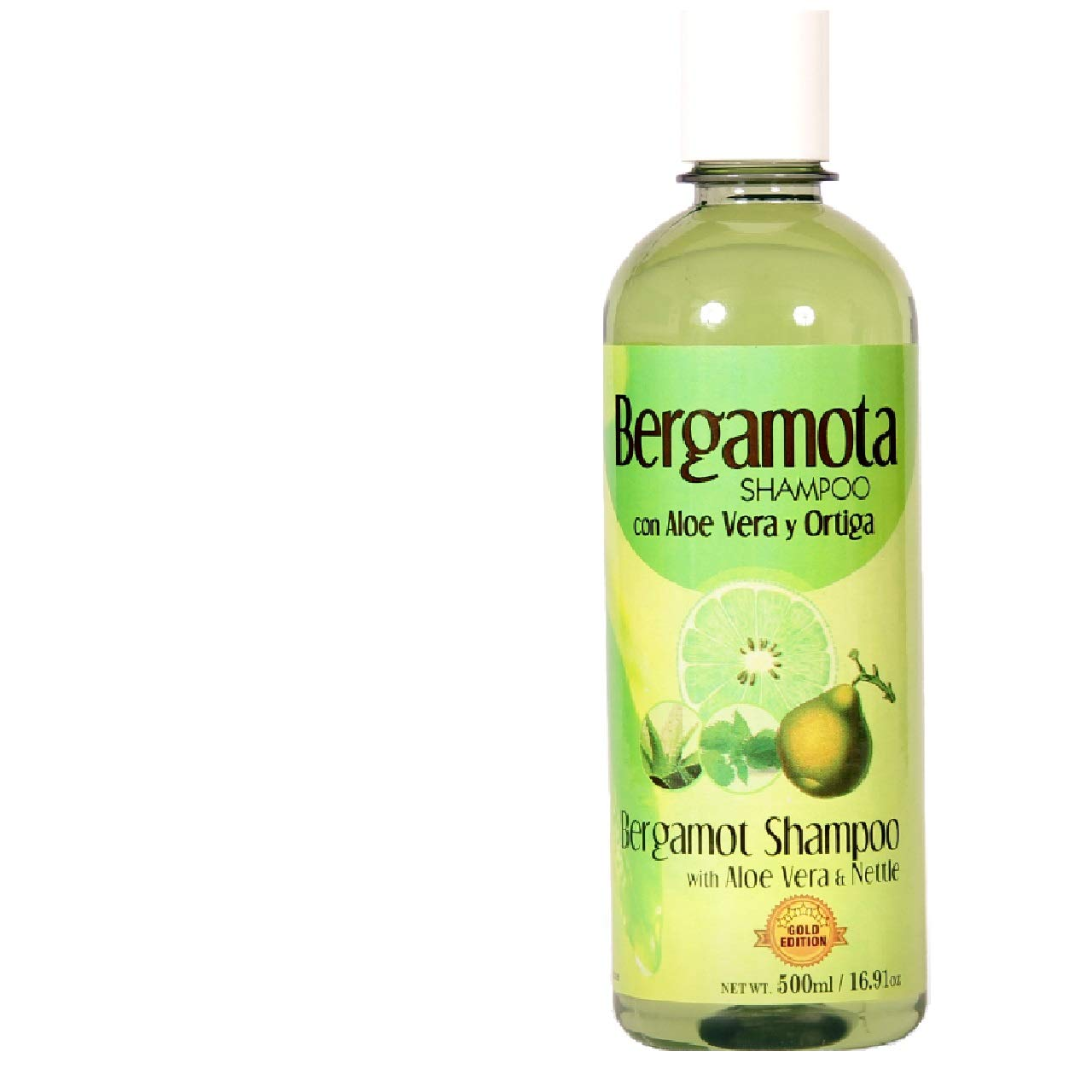 Amazon Com Bergamot Shampoo 500ml Shampoo De Bergamota 500ml Hair
